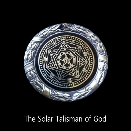 solar talisman of God