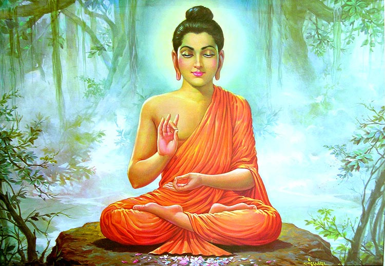beautiful-buddha-painting
